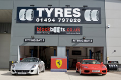 Uk Tyre Fitting and Wheel Alignment Gallery
