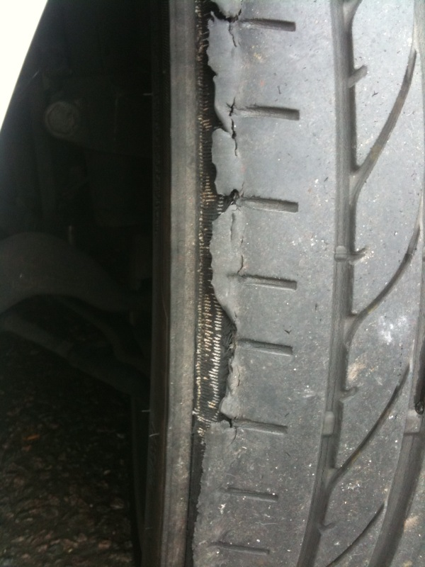 Run Flat Tires >> Faulty Vredestein Ultrac Sessanta? Check pictures inside! - Page 1 - General Gassing - PistonHeads