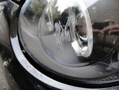Left Front Headlight